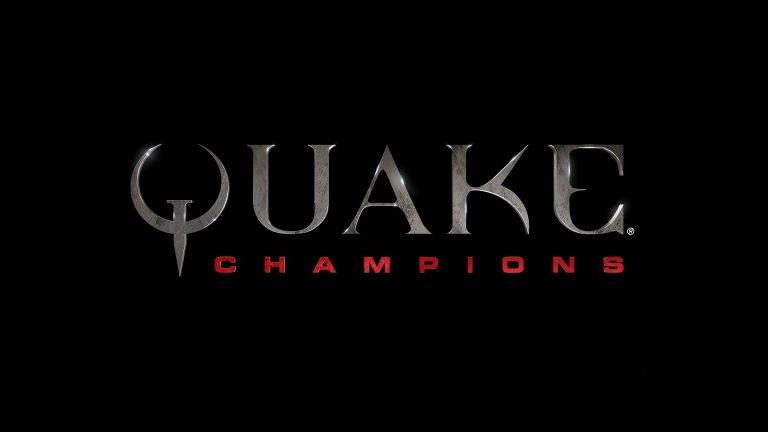 Quake Champions: uscita, anticipazioni, console