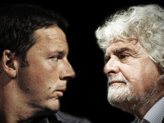 """Renzi si scaglia contro Grillo: """"Lascia stare mio padre"""""""