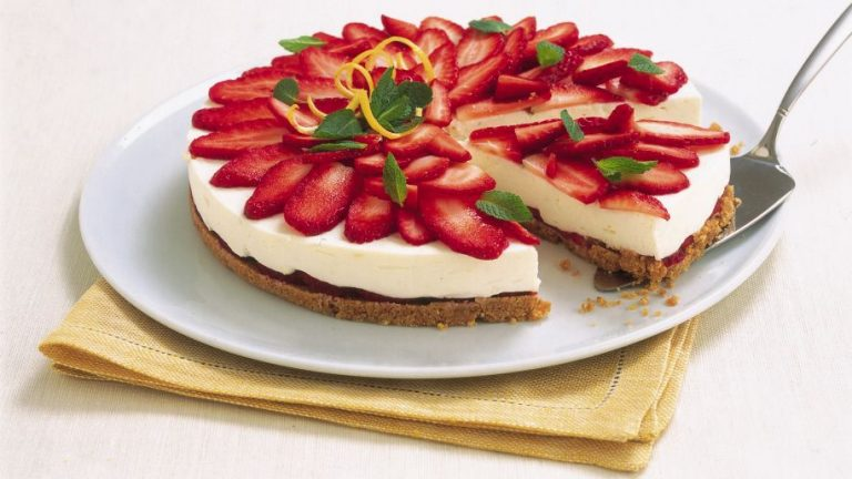 Ricetta cheesecake fredda tradizionale