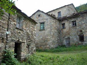 Altre case abbandonate