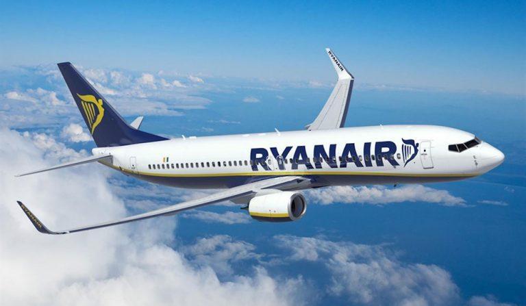 Ryanair 100 mila biglietti a soli 5 euro. Ecco quanto dura l'offerta
