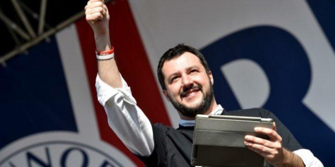 Salvini in Piazza il 25 Aprile, il Pd l 25 Aprile non si tocca