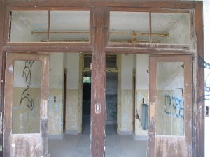 Altro interno del sanatorio