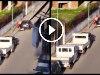 Sesso in strada a Napoli: il video che spopola sul web