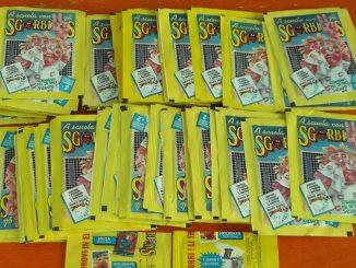 Sgorbions: le figurine trash degli anni 80