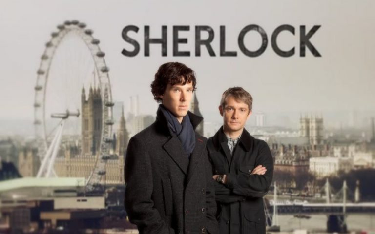 Sherlock in streaming