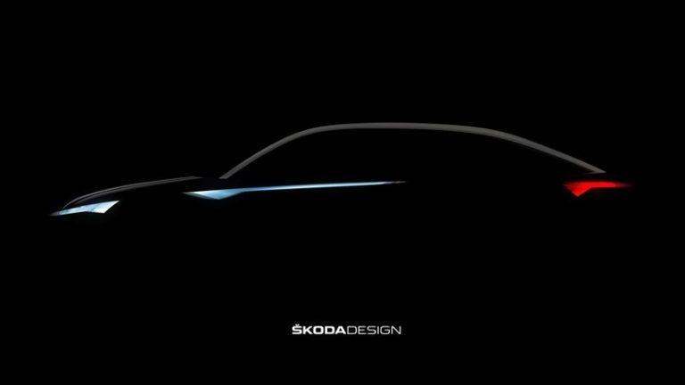 Skoda Vision E: anticipazioni e data di uscita
