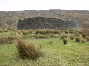 Altra immagine dello Staigue Fort