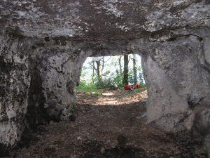 Tomba etrusca a Bisenzio
