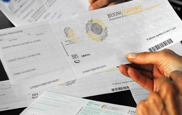 Voucher e appalti: referendum indetto per il 28 maggio