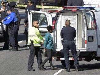Un altro attacco si è verificato nella giornata di oggi a Washington. Per fortuna nessuno è rimasto ferito. Ecco cos'è successo.