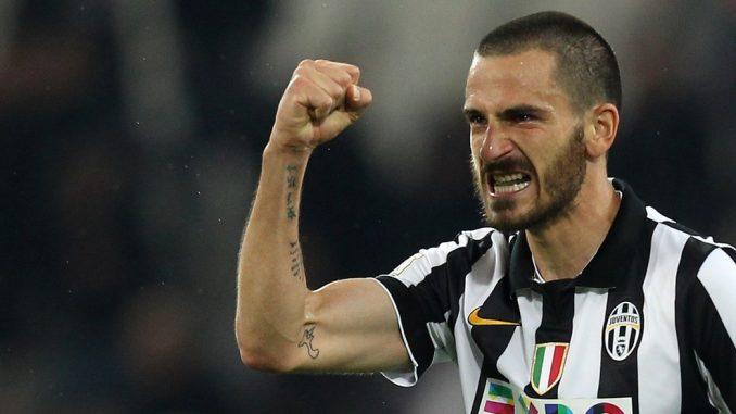 Juventus: Bonucci con l'influenza, salta l'allenamento. A rischio la partita contro l'Albania
