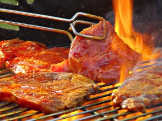 carne barbecue