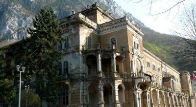 """Il castello abbandonato di """"Sissi"""""""