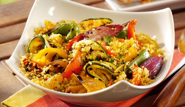 Come cucinare il cous cous in microonde