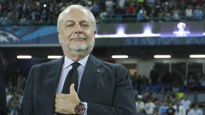 """De Laurentiis: """"Quando ho preso il Napoli, era solo un pezzo di carta. Volevo Allegri"""""""