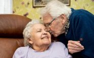Salva donna dalla camera a gas: sono sposati da 70 anni