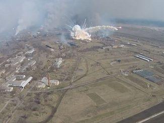 esplosioni ucraina