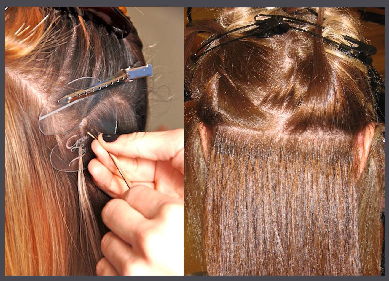 Какие волосы выбрать для наращивания