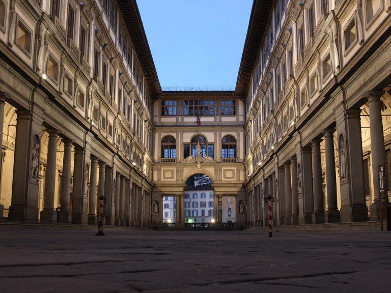 Firenze: prenotazione musei degli Uffizi