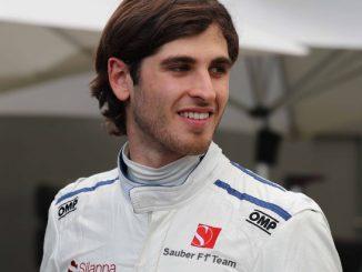 Formula 1, l'Italia di nuovo in pista: ecco il talento di Giovinazzi