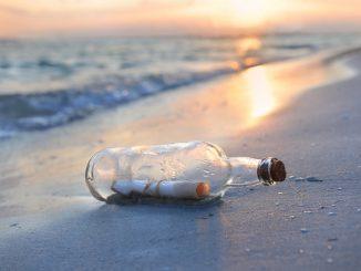 Il messaggio nella bottiglia più antico del mondo è stato trovato in Germania