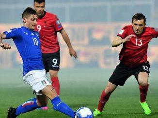 Qualificazione Mondiali 2018, Italia-Albania 2-0: petardi e gol. Ecco le pagelle