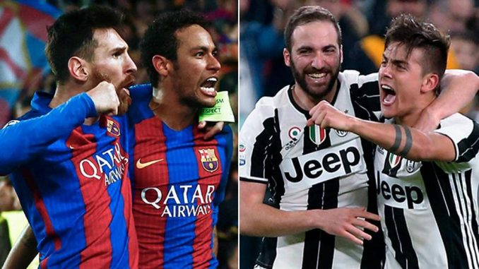 Champions League: Juventus-Barcellona in chiaro. Ecco la decisione di Mediaset