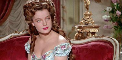 "Romy Schneider ne ""La principessa Sissi"" (1955)"