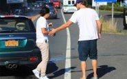 L'incidente d'auto di Leonardo DiCaprio con una donna messicana