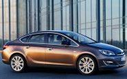 Opel Astra Sedan 2017: dimensioni, consumi, motori, prezzi