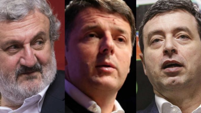 PD, nel voto dei circoli Renzi stacca Orlando. Per Emiliano solo l'1,5%