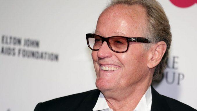 Peter Fonda si aggiunge al cast della serie tv Tom Clancy's Jack Ryan targata Amazon