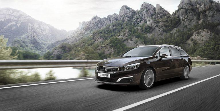 Peugeot 508 2018: anticipazioni e data uscita