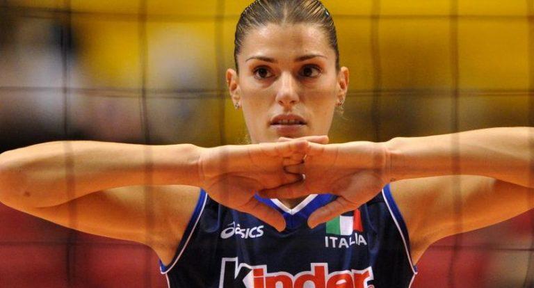 Francesca Piccinini Calendario.Francesca Piccinini Altezza E Peso