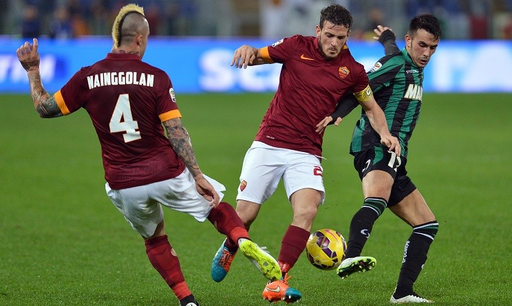 Roma-Sassuolo 3-1: ecco le pagelle. Dzeko entra ed è gol. Giallorossi secondi in classifica