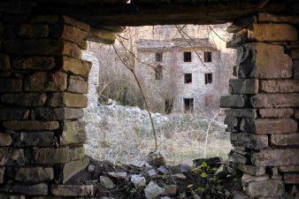 Altra suggestiva immagine del luogo abbandonato