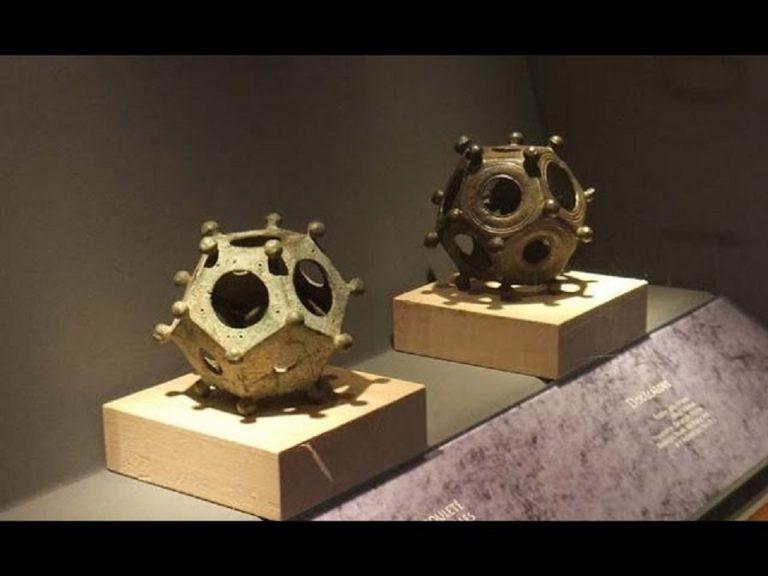 Dodecaedro romano: oggetto misterioso rinvenuto