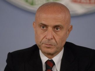 sicurezza marco minniti