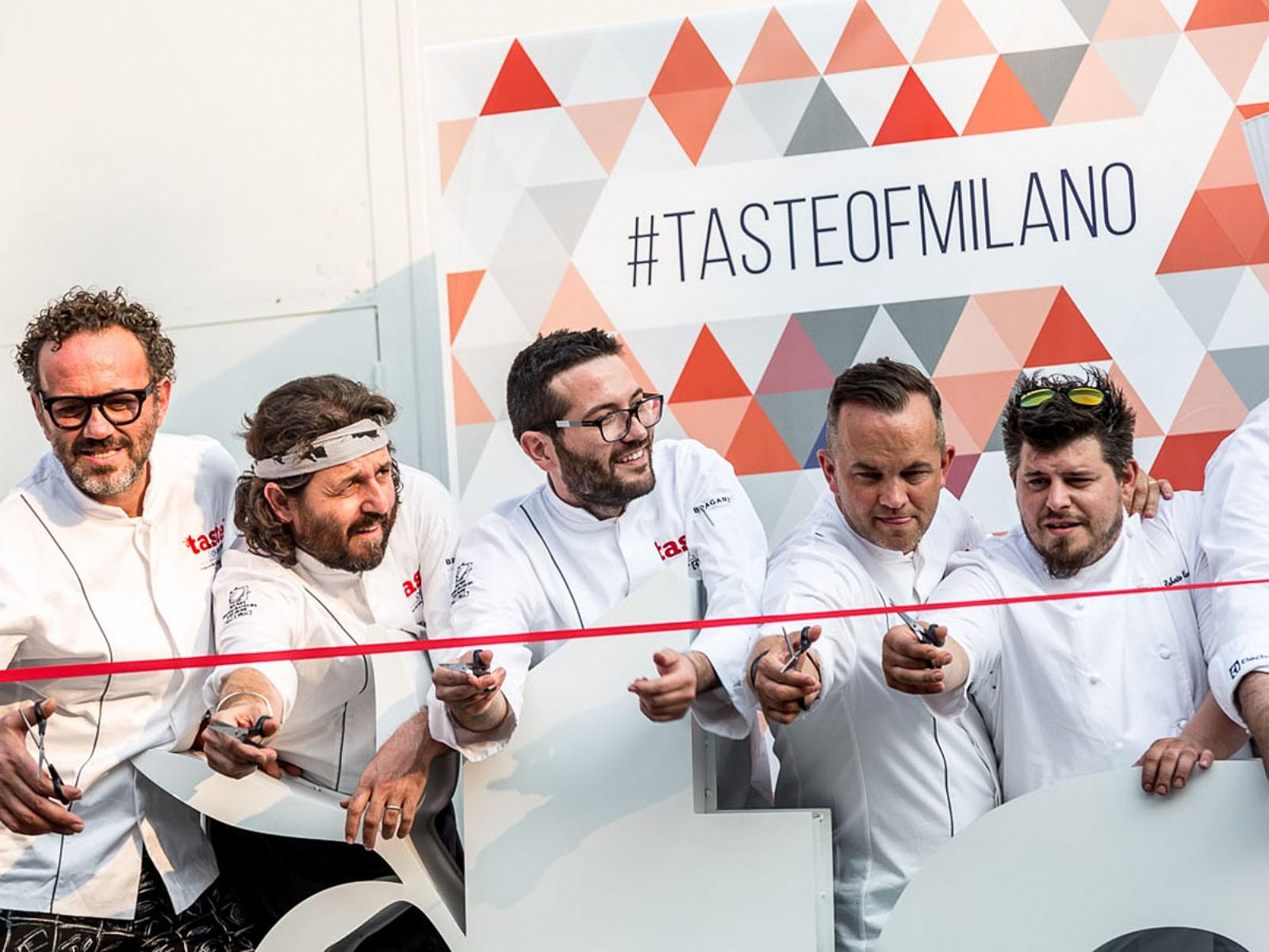 Food taste of milano ecco le date for Taste of milano 2017