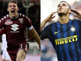 Torino-Inter: probabili formazioni, situazione e dove vederla