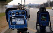 TruCam autovelox: come registra la velocità