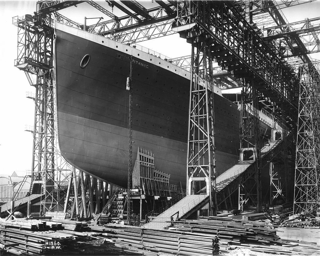 relitto del Titanic