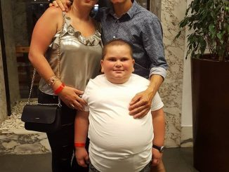 Bambino obeso ingrassa per rara malattia: la sua storia