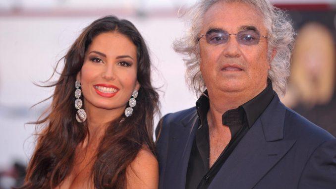 Elisabetta Gregoraci e Briatore: la scelta di non pubblicare più foto insieme