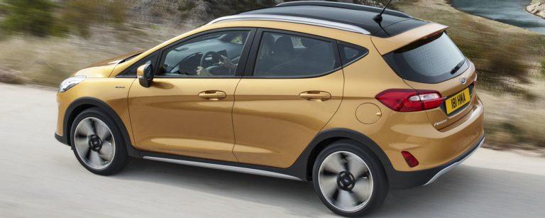 Ford Fiesta 2017: caratteristiche, motori, prezzi
