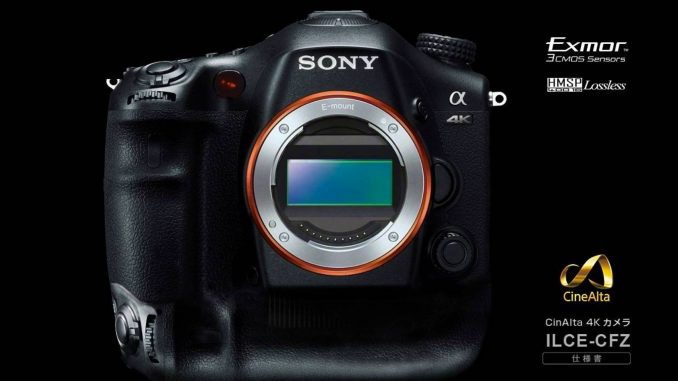 Sony Alpha 9: ecco la nuova mirrorless full frame dedicata ai professionisti