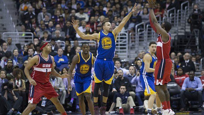 Playoff Nba, i Golden State Warriors schiacciano Portland e volano in semifinale a Ovest