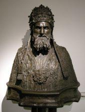 Busto di Papa Gregorio XIII