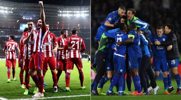 Leicester - Atletico Madrid: ecco le probabili formazioni